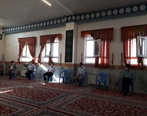 برگزاری جلسه شورای دبیران در مورد امتحانات نوبت دوم