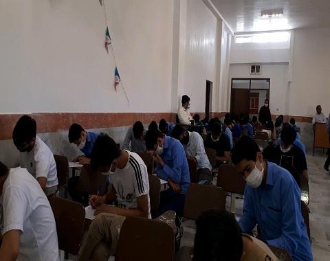 برگزاری حضوری امتحانات پایه نهم و غیر حضوری پایه هفتم و هشتم خرداد ماه 99
